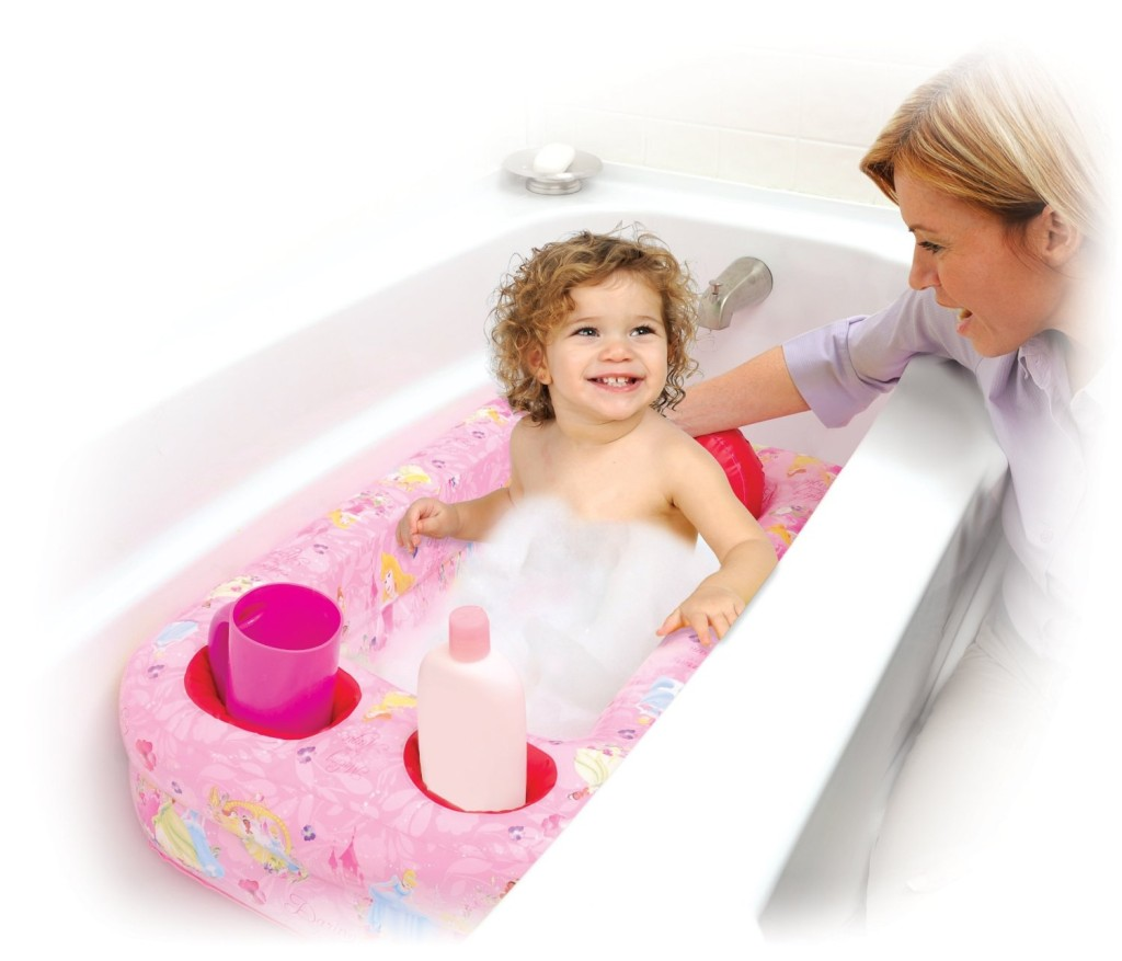 81TxsxizueL._SL1500_Disney Inflatable Bathtub, Princess