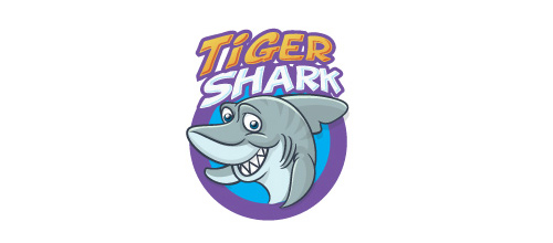 Shark logo design examples