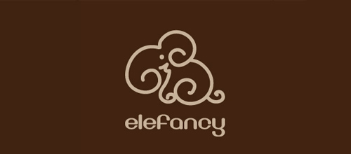 design elefancy logo