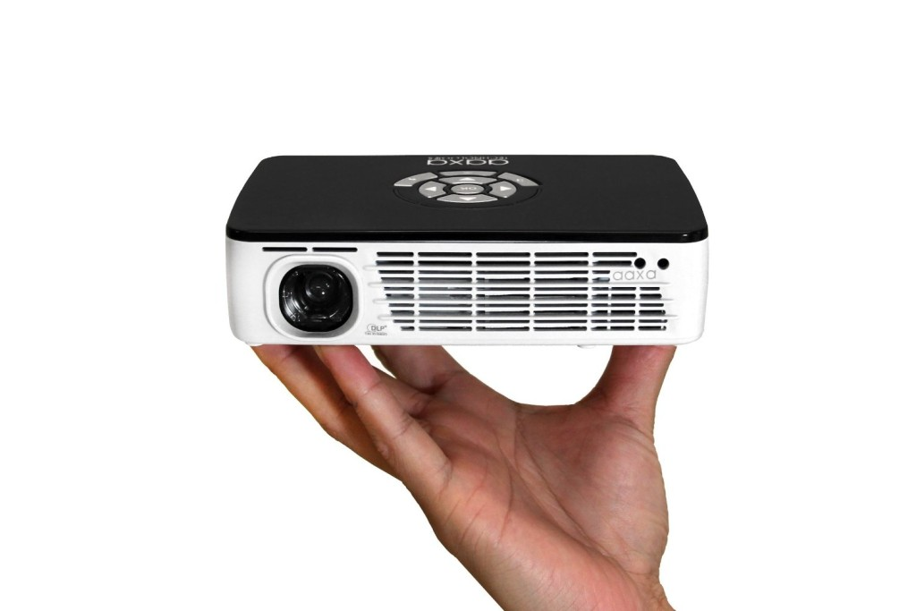 Top 10 best selling budget micro projectors reviews 2018 for Highest lumen pocket projector