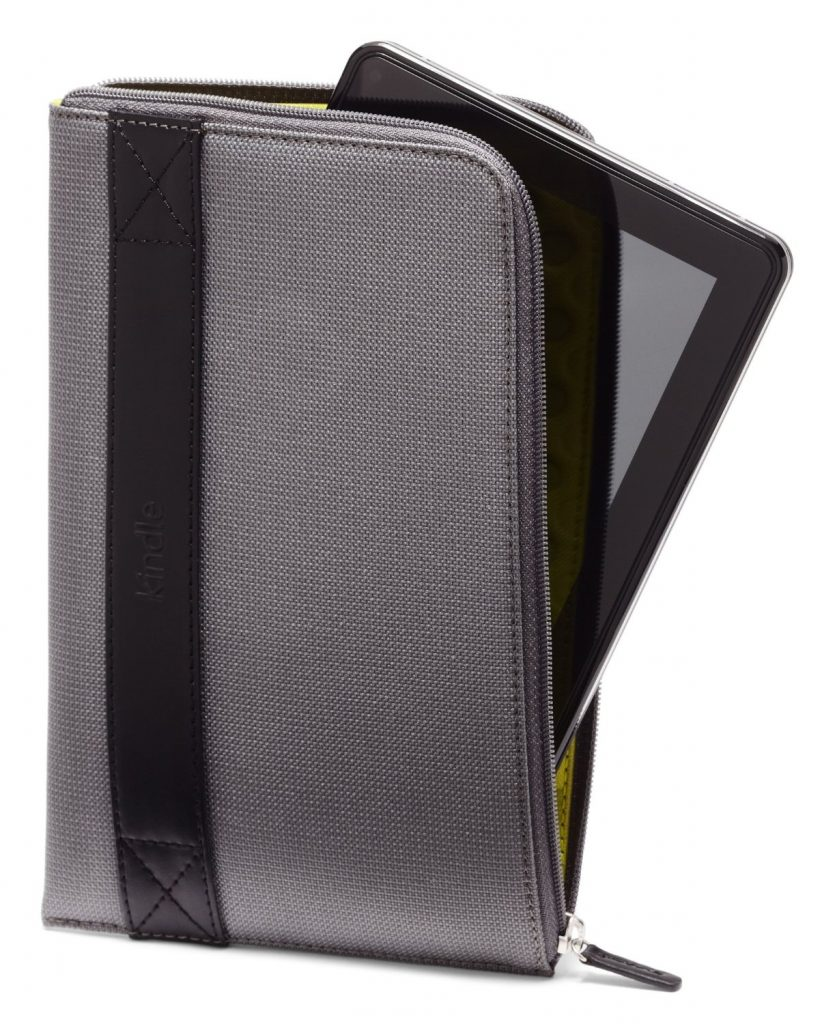 Amazon Kindle Fire HD 7 Zip Sleeve, Graphite fits the Kindle Fire HD and HD 7