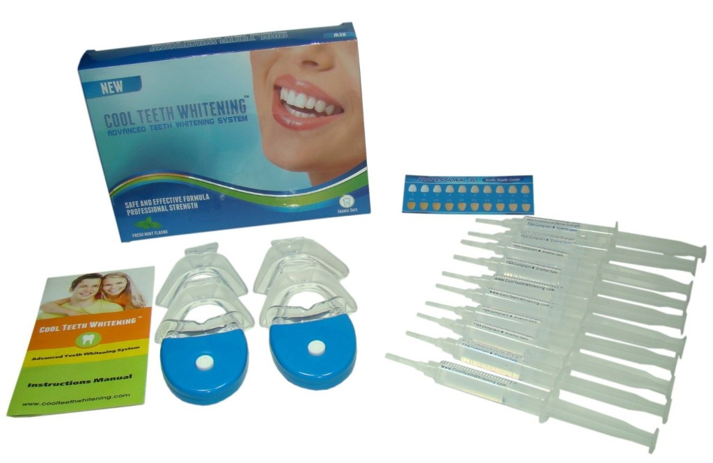 At Home Professional Teeth Whitening Kit