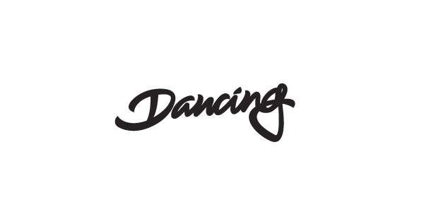 Dancing logo design inspiration