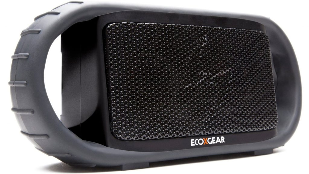 ECOXGEAR ECOXBT Rugged and Waterproof Wireless Bluetooth Speaker (Black)