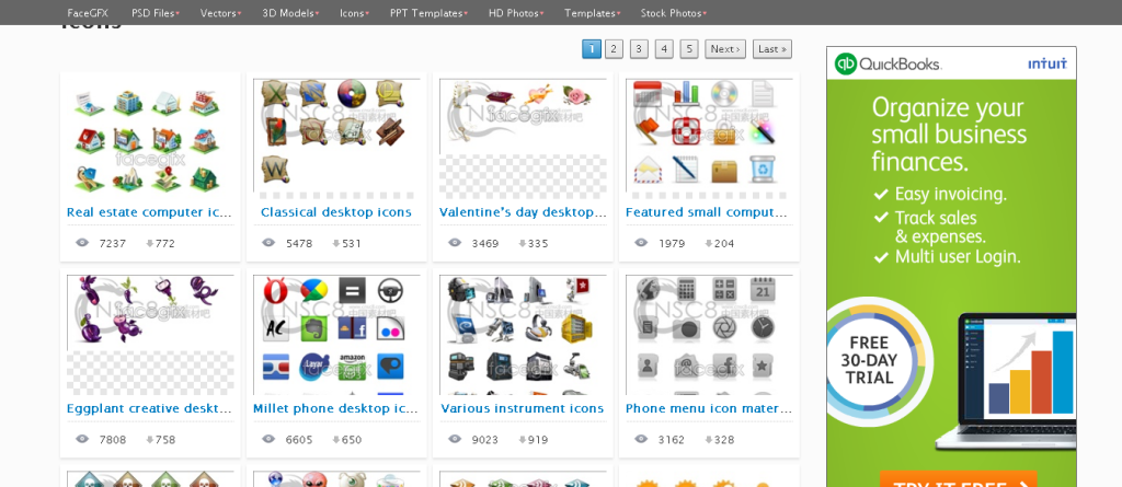 Free Icons Download - PNG icons, GIF icons, web icons, small icons, pixel icons
