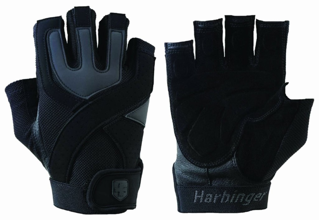 Harbinger 1260 Men's Training Grip Gloves