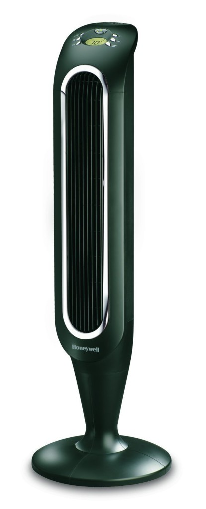 Honeywell Fresh Breeze Tower Fan with Remote Control, HY-048BP