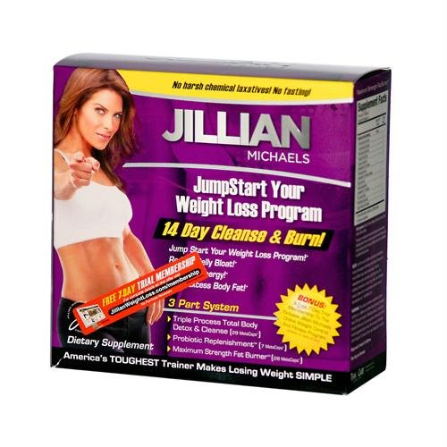 Jillian Michaels JumpStart 14 Day Cleanse & Burn