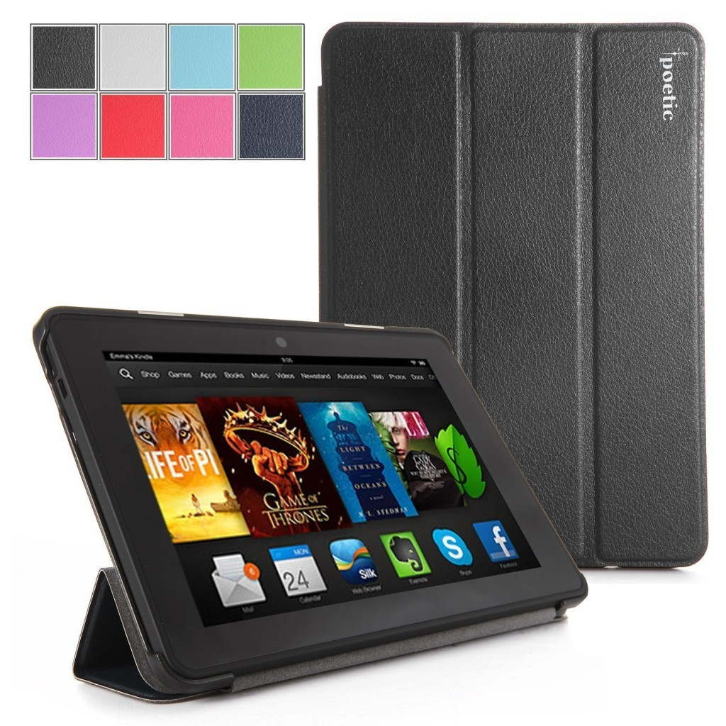 Kindle Fire HDX 7 Case - Poetic Kindle Fire HDX 7 Case