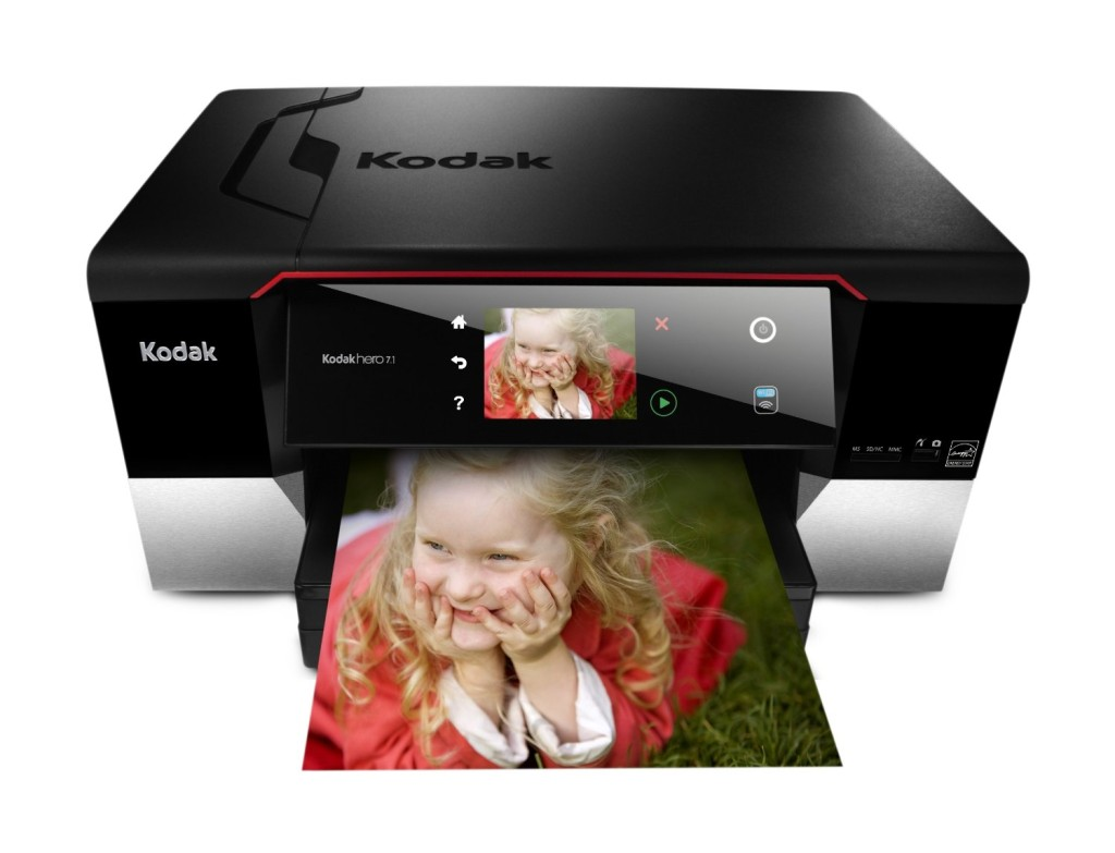 Kodak HERO 7.1 Wireless Color Printer with Scanner & Copier