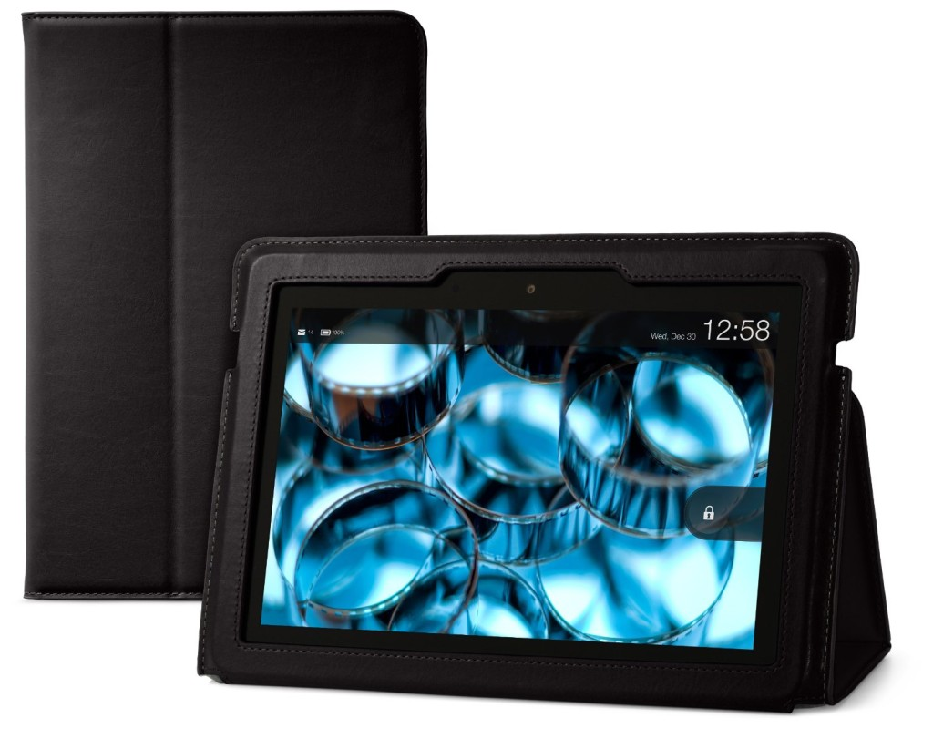 MarBlue Ultra Lightweight Origin Case for Fire HDX 8.9, Black (will fit 3rd and 4th generation)