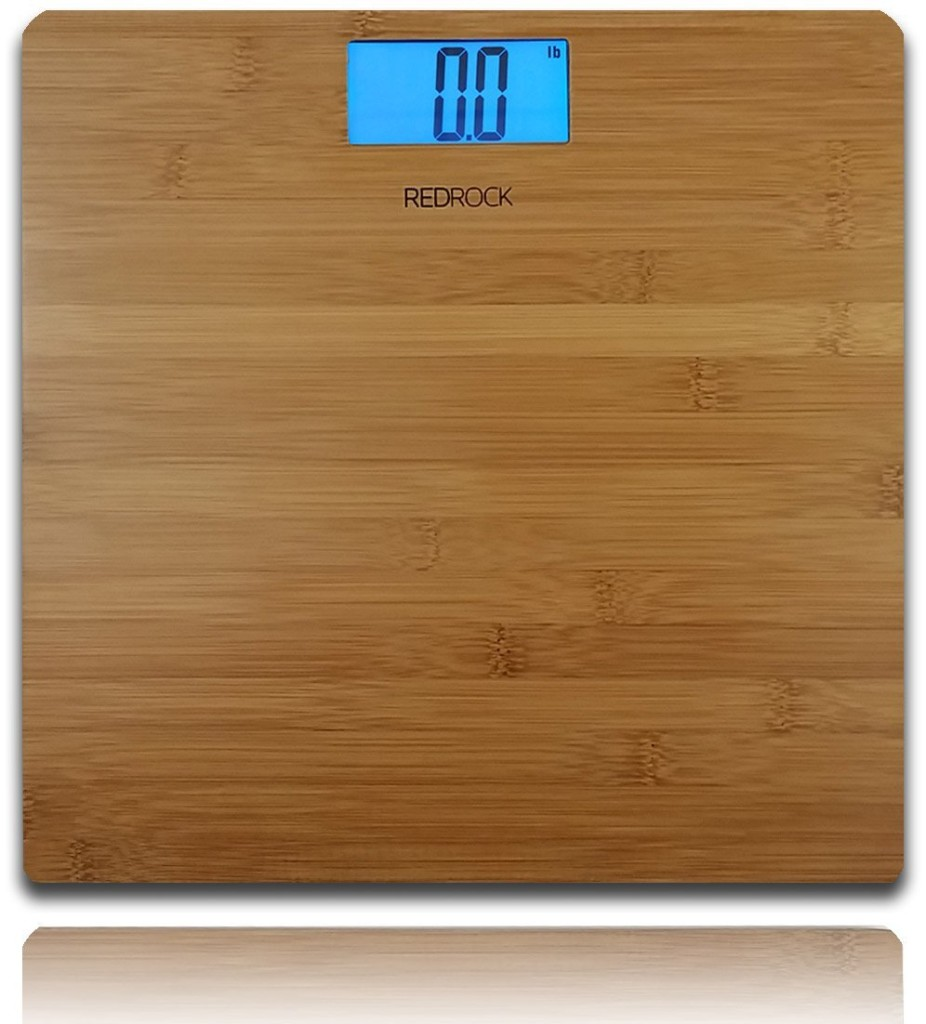 Modern Bamboo Weighing Body Scale