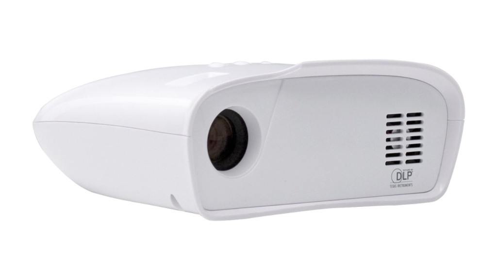 Optoma PT100, WVGA, 50 LED Lumens, Gaming Projector