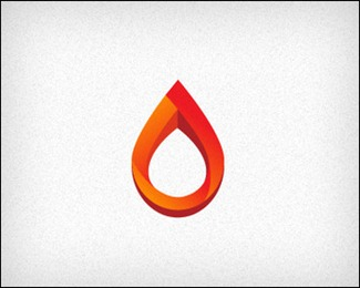 65 Beautiful Droplet Logo Designs For Your Inspiration Us23