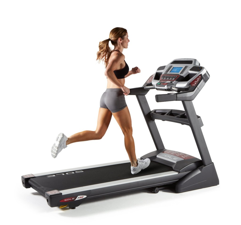 Sole Fitness F80 Folding Treadmill
