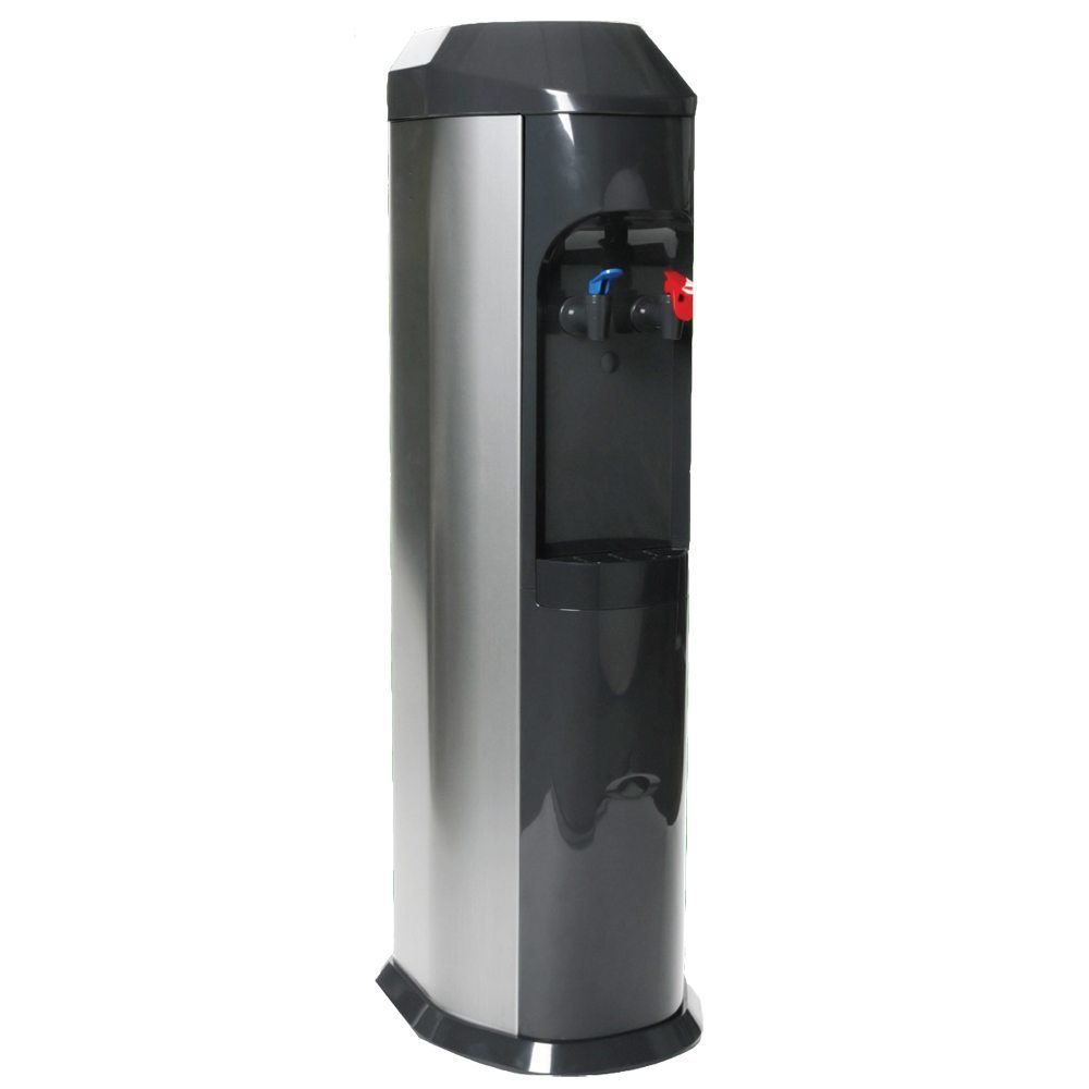 Stainless Steel BottleLess Water Purification Cooler with 1200Gallon capacity water filtration and installation kit From BottleLess DirectModelBDX1SK