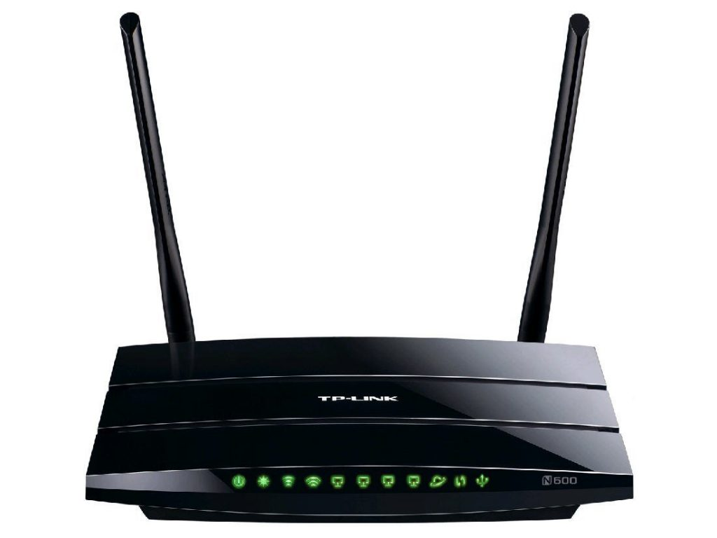 TP-LINK TL-WDR3500 Wireless N600 Dual Band Router, 2.4GHz 300Mbps+5Ghz 300Mbps, USB port, IP QoS, Wireless OnOff Switch