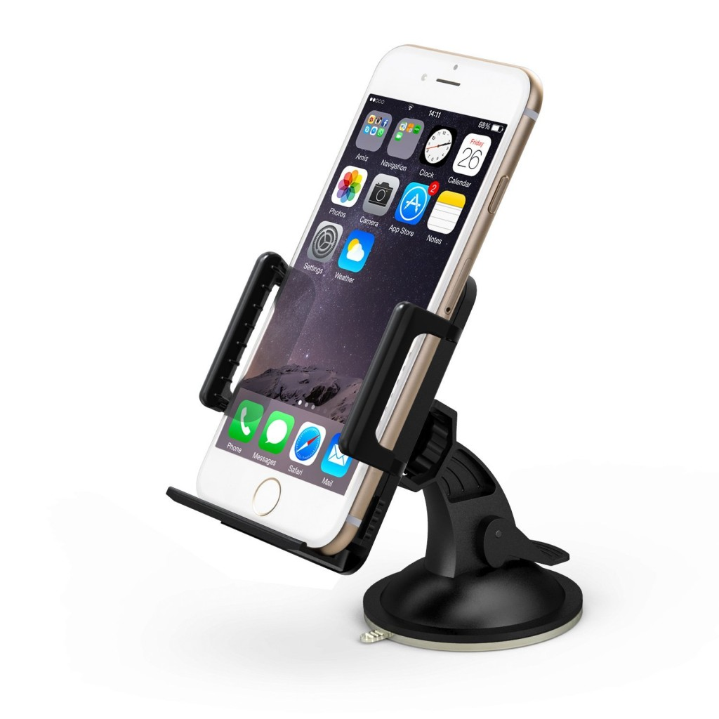 TaoTronics Universal Car Mount Mobile Phone Holder for iPhone