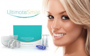 Ultimate Smile Professional At-Home Teeth Whitening Speed Kit