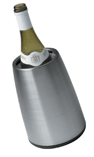 Vacu Vin Prestige Stainless-Steel Tabletop Wine Cooler