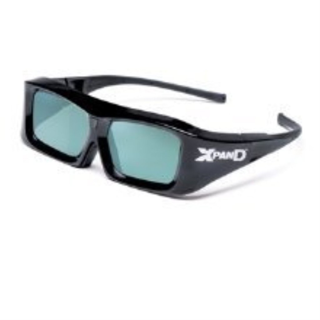Xpand 3D IR 3d Glasses single 1 pack (Discontinued by Manufacturer)