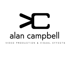 alan campbell examples of Film Logo Design