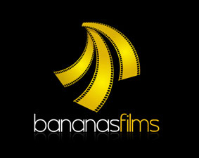bananas films examples of Film Logo Design
