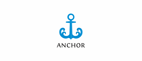 blue anchor logo design examples https://toppersworld.com/30-cool-anchor-logo-designs-for-inspiration/