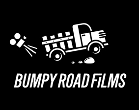bumpy road films examples of Film Logo Design