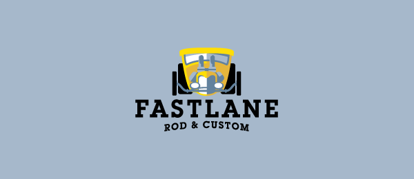 car logo design fastlane 17