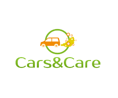 cars care logo design
