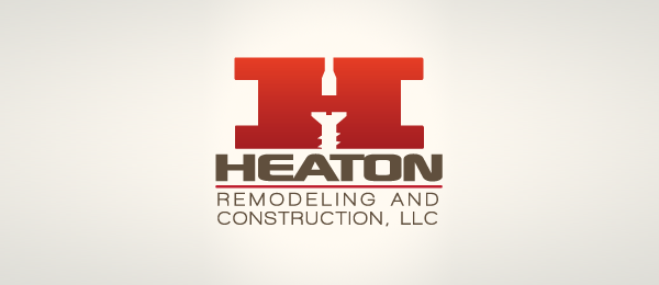 consturction logo red h engineering design examples 6 https://toppersworld.com/creative-construction-logo-ideas/