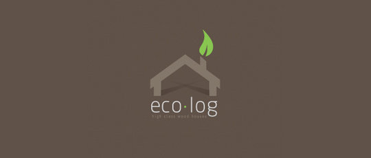 designleaflogos22 Leaf Logo Designs For Your Inspiration