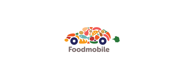 food mobile logo 6