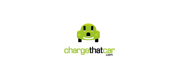green car logo 27