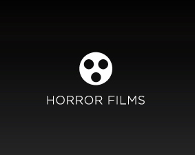 horror films examples of Film Logo Design