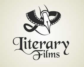 literary films examples of Film Logo Design