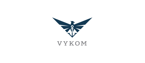 logistics company vykom https://toppersworld.com/30-cool-anchor-logo-designs-for-inspiration/