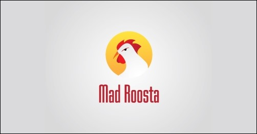 logo design mad-roosta-
