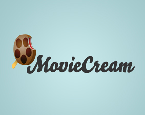 movie cream examples of Film Logo Design