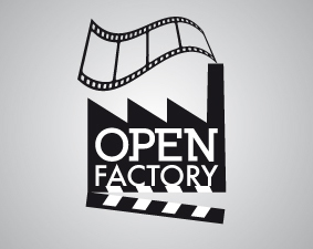 open factory examples of Film Logo Design