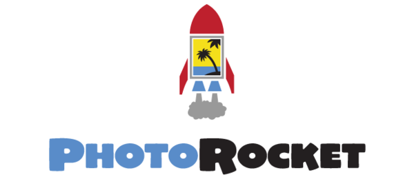 photo rocket logo 45