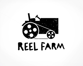 reel farm examples of Film Logo Design
