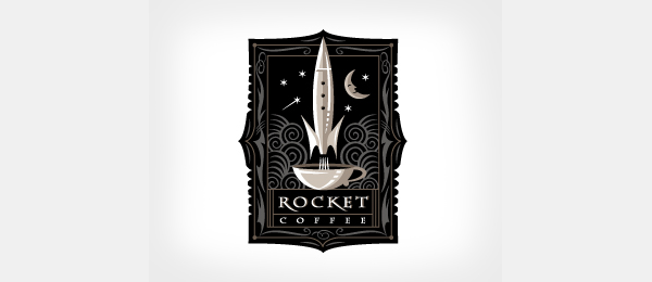 rocket coffee logo 10