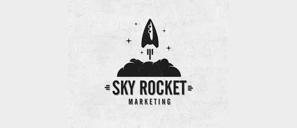 rocket logo marketing 3