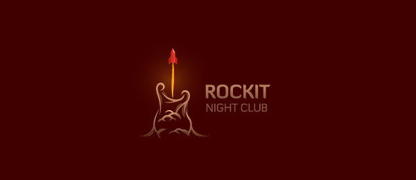 rocket logo night club 19