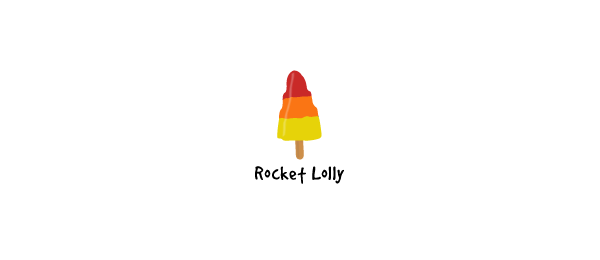 rocket lolly logo 37