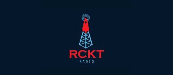 rocket radio logo 40