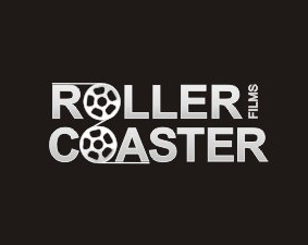 roller coaster films examples of Film Logo Design