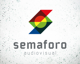 semaforo audiovisual examples of Film Logo Design